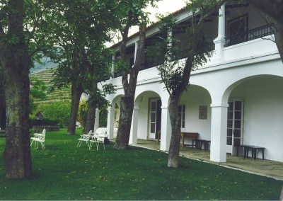 1999 Besøg på Quinta do Malvedos