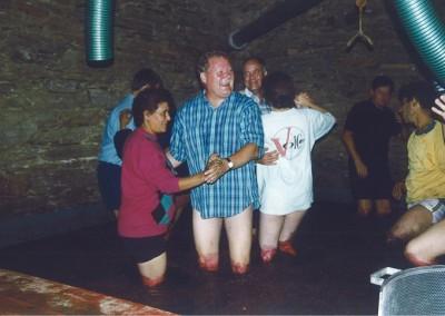 1999 Dans i lagaren hos Infantado