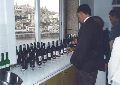 1999 Fonseca og Taylor smagning i Porto