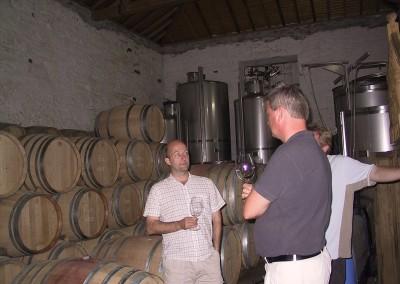 2005 Besøg på Pintas