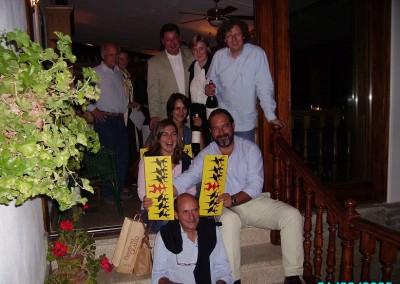 2005 Douro Boys med flere på Chanceleiros