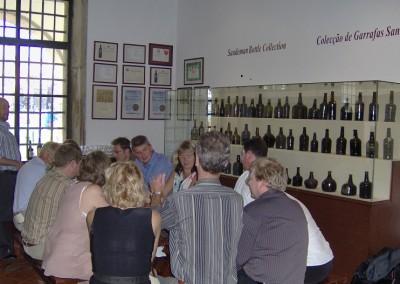 2005 Sandeman besøg