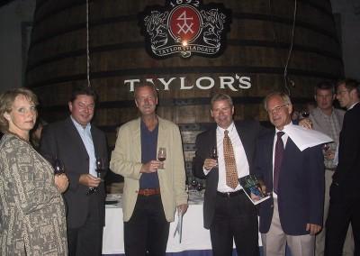 2005 Taylor's kælder