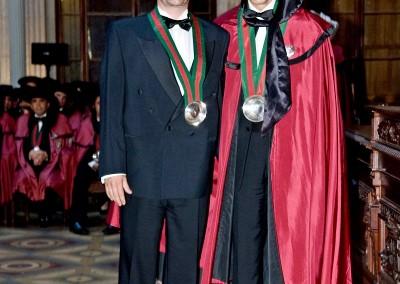 2008 Carlos Flores og Gert Jessen