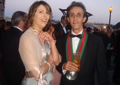 2008 Carlos og frue
