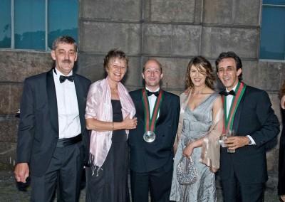 2008 Confraria før dinner