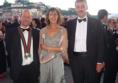 2008 Gert, Theresa og Johannes