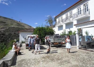2009 Besøg Quinta do Panascal