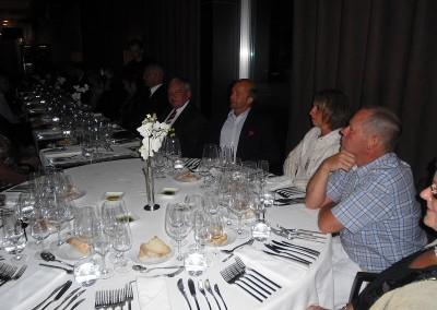 2009 Dinner på DOC