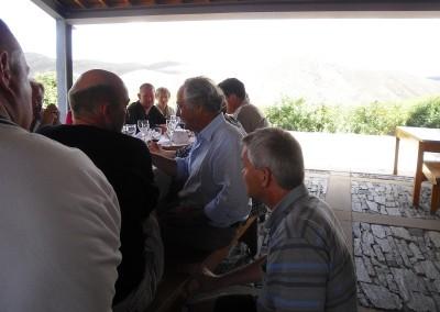 2009 Frokost på Ervamoira med João