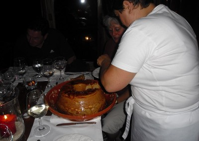 2009 Lille dessert på Chanceleiros