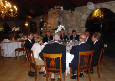 2009 Tasting & Dinner på Taylor's