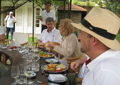 2011 Frokost på Bomfim