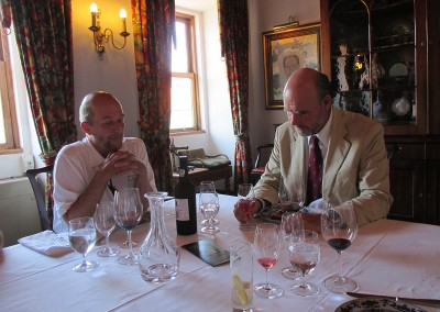 2014 Frokost med Georg Sandeman
