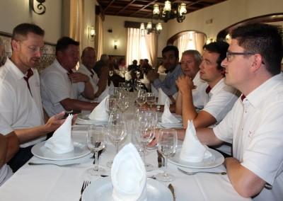 2014 Frokost på O Gaveto