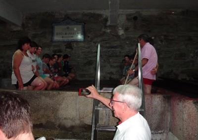 2014 Lagares ved midnat på Panascal