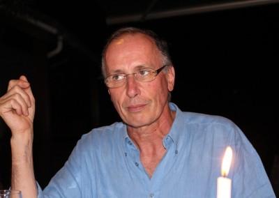2015 Alvaro van Zeller ved dinner