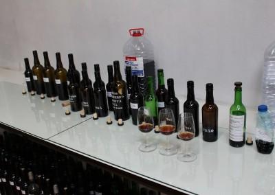 2015 Barão de Vilar - utraditionel smagning