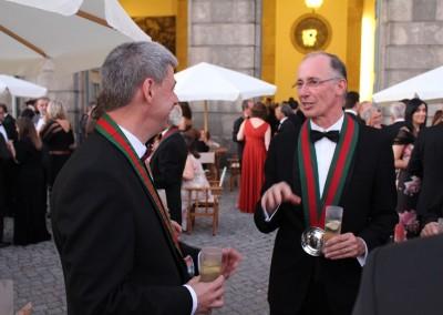 2015 Confraria - præsidenten og Alvaro van Zeller