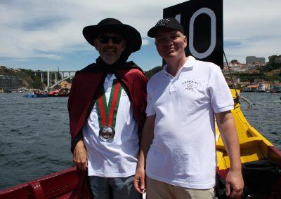 Boat Race med Bjarne