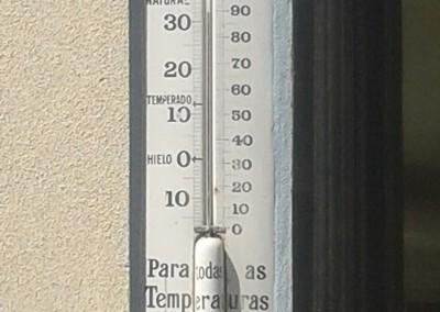 Og det var en varm dag til Confraria
