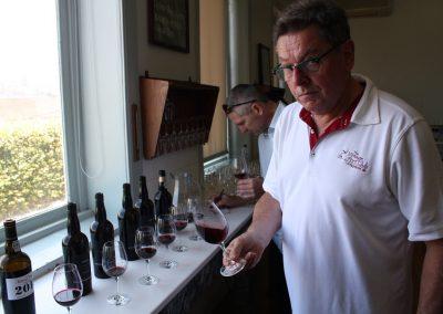Ramos Pinto tasting Per Stenaa