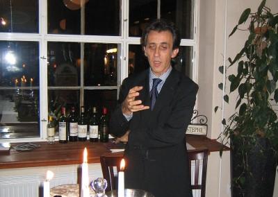 2006 WMD Carlos under smagningen