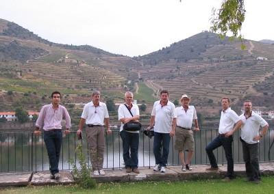 2011 Gustavo Devesas på S. Rebeira