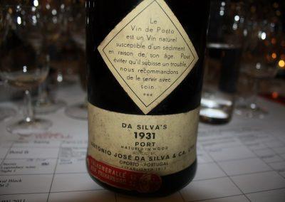 WMD Da Silva 1931