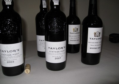 WMD 2009 Taylor Mystery Wine
