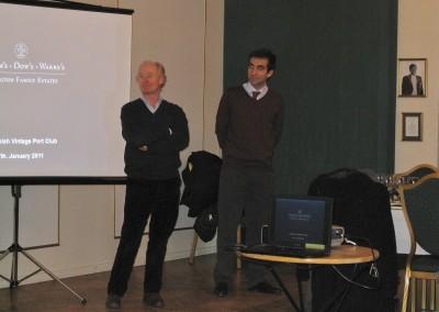 WMD 2011 Dominic og Gustavo
