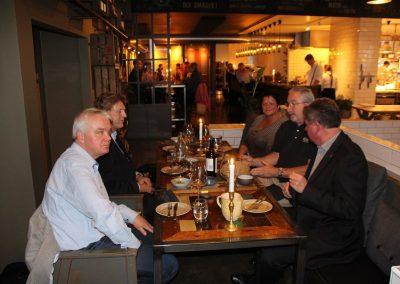 UBN middag med Roy 2