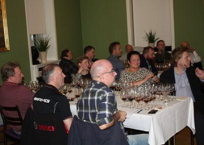 Niepoort tasting participants