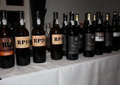 Ramos Pinto tasting line up