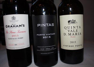 Graham's, Pintas, Vale D. Maria